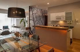 d馗o cuisine ouverte 10 cuisines ouvertes sur le salon lamnagement dco intéressant deco