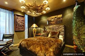 Gorgeous AfricaInspired Bedrooms AFKInsider - African bedroom decorating ideas