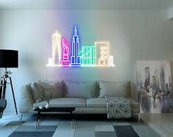 Neon Lights For Bedroom Neon Sign Etsy
