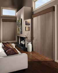 Vertical Blinds For Bow Windows Vertical Blinds For Sliding Glass Doors Or Large Windows