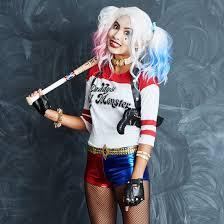 Halloween Costume Harley Quinn Harley Quinn Popsugar Beauty