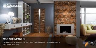 natursteinwand wohnzimmer akzent paneel als wandpaneele sowie steinwand für ihr wohnzimmer