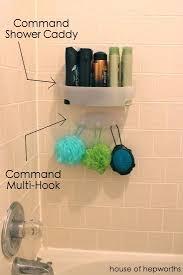 Bathroom Shower Organizers Cool Bathroom Shower Storage Ideas With Best 25 Bathroom Shower