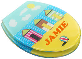 themed toilet seats huts toilet seat std potty concepts