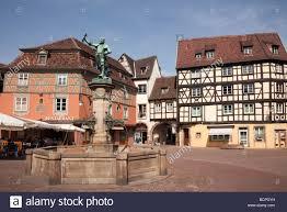 Colmar France Colmar Haut Rhin Alsace France Europe Fountain Schwendi By