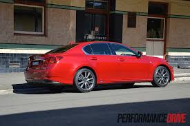 lexus gs 450h specs 2012 lexus gs 450h f sport review video performancedrive