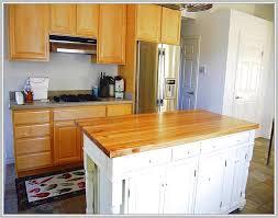 homemade rustic kitchen island home design ideas