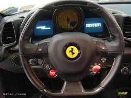 458 italia steering wheel 2011 458 italia nero black steering wheel photo