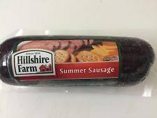hillshire farms summer sausage hillshire farm yard o beef 3lbs summer sausage ebay