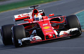 first ferrari hamilton second best in melbourne as ferrari draw first blood in