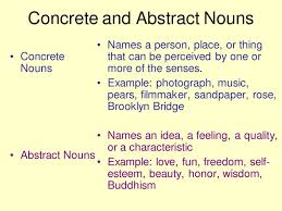 7 best language arts images on pinterest abstract nouns