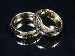 warren wedding rings totem carving matching wedding bands carved matching warren
