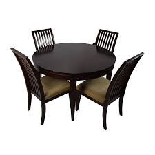 dining room furnishing dark arearugs elegant comfortable awesome