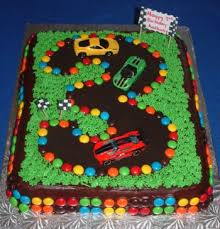idea for caleb u0027s birthday cake this year he loves the car movie