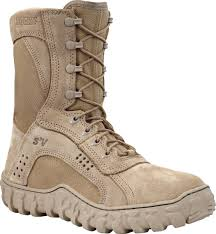 Tan Desert Boots Womens Rocky S2v Mens Desert Tan Leather Steel Toe Tactical Military