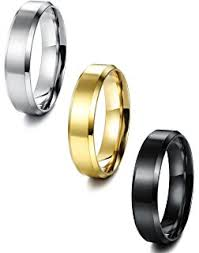 simple mens wedding bands jstyle stainless steel rings for men wedding ring cool simple band