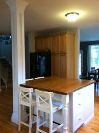 kitchen island posts beautiful white kitchen island to contrast hardwood floors osborne
