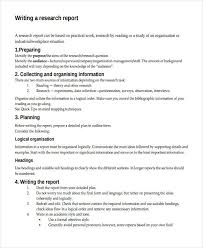 informational report template 10 report writing exles sles