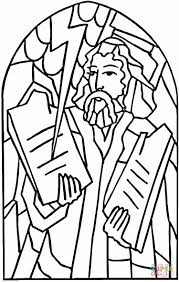 god commandments coloring page free printable coloring pages