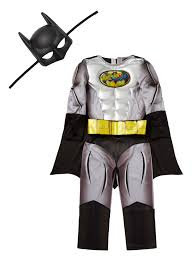 batman halloween costume toddler all boy u0027s clothing kids batman costume 3 8 years tu clothing