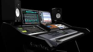 Music Production Desk Plans Home Studiodesk