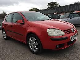used volkswagen golf s 2004 cars for sale motors co uk