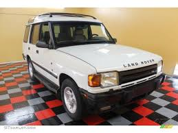 white land rover discovery 1998 chawton white land rover discovery le 52547693 gtcarlot