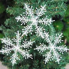 online buy wholesale christmas plastic big snowflakes from china
