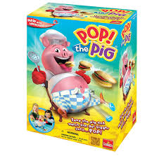 target black friday game deals amazon com pop the pig game u2014 new and improved u2014 belly busting