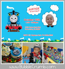 thomas and friends birthday party invitations thomas the train party birthday party ideas photo 5 of 31