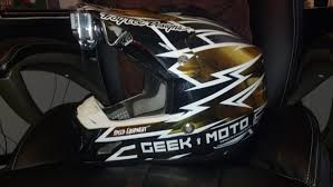 motocross helmet cam go pro mount under visor moto related motocross forums