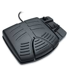minn kota 1866066 powerdrive v2 foot pedal corded walmart com