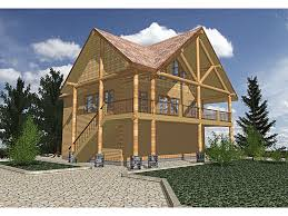 cabin style house plans buffalo valley log cabin home plan 088d 0201 house plans and more