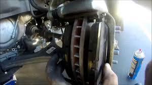 2013 honda accord front brake squeal fix tsb 12 081 diycarmodz
