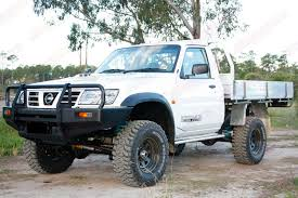nissan patrol 2017 nissan patrol gu ute white 062010 superior customer vehicles