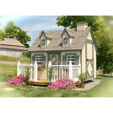 Playhouse Design Simple Little Cottage Playhouse Home Design Very Nice Classy
