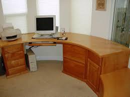 Corner Desks Home Curved Corner Desks For Home Should Pay Attention When Decide To