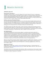 policy analyst resume sample resume for your job application