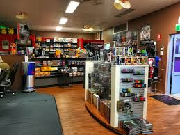 geeky comic and gaming places to visit in brisbane queensland