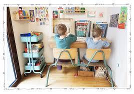 accessoires bureau enfant un coin bureau enfant dans le salon tutos enfant