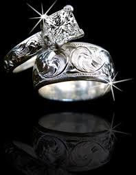 western style wedding rings western wedding ring setsengagement rings engagement rings