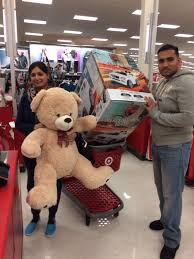 black friday target toys battle of the 3 foot plus teddy bears target vs toys r us