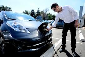 nissan leaf not charging electric car drivers in rural areas have u0027range anxiety u0027