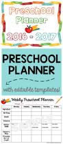 printable preschool planner on sale now preschool planner