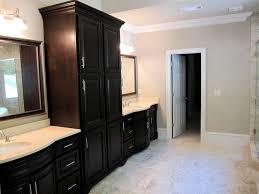 Dark Bathroom by Designs 19 Bathroom With Dark Cabinets On Bathrooms With Black