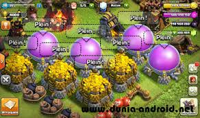 clash of lights update clash of clans mod hack v8 332 16 apk update terbaru download