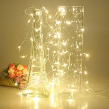 aliexpress com buy 5pc silver string lights starry string lights