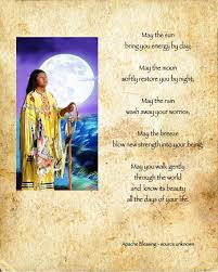 american apache prayer for thanksgiving american