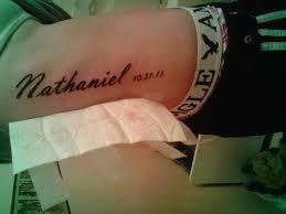 nathaniel tattoo just got it page 2 babycenter