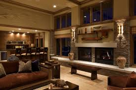 frank lloyd wright living room frank lloyd wright inspired contemporary living room omaha